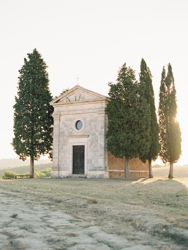 Cappella della Madonna di Vitaleta, Events by Reagan, Tuscan Vow Renewal, Italy Wedding, Italian Chapel