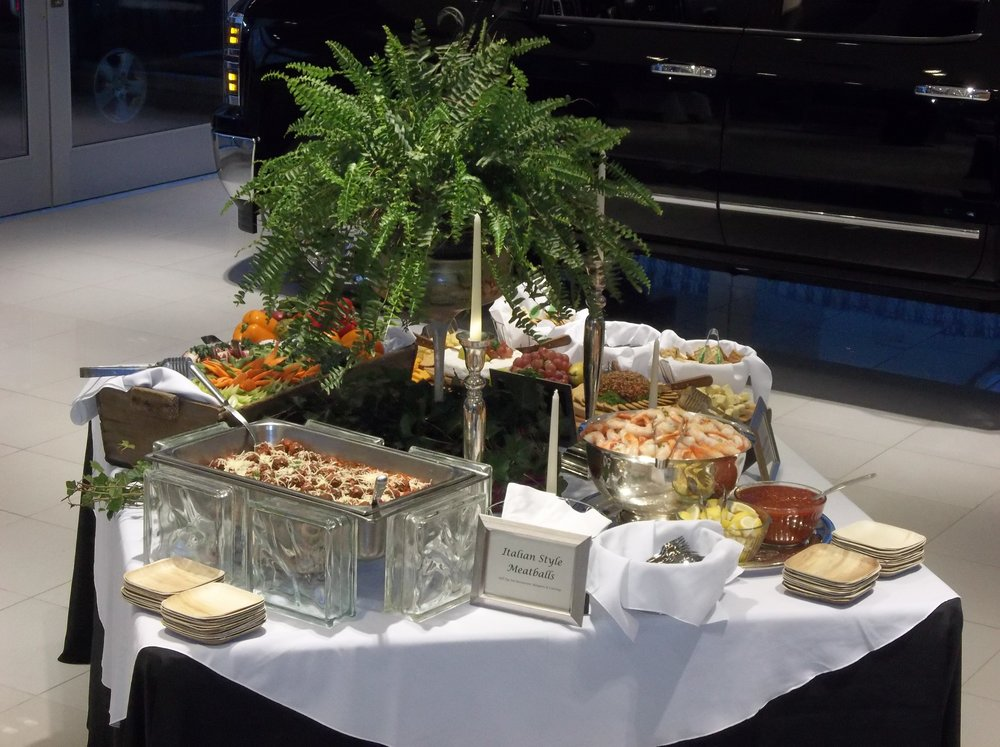 Hors D Station catering display.jpg