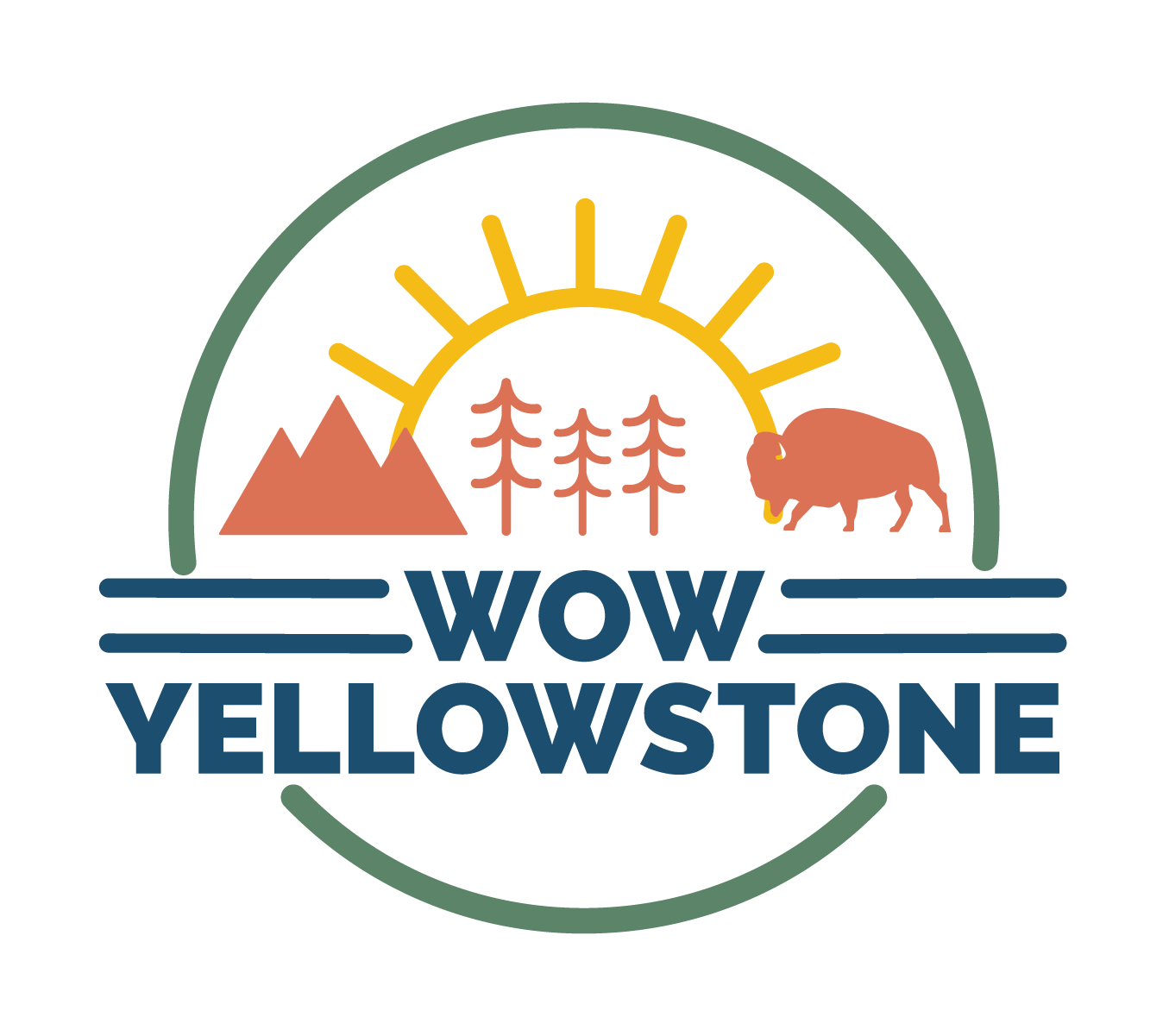 Wow Yellowstone!