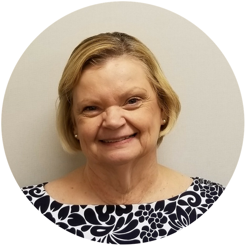 Judy Roberts - Office Manager & Treasurer