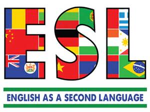 For more information about ESL, click here -