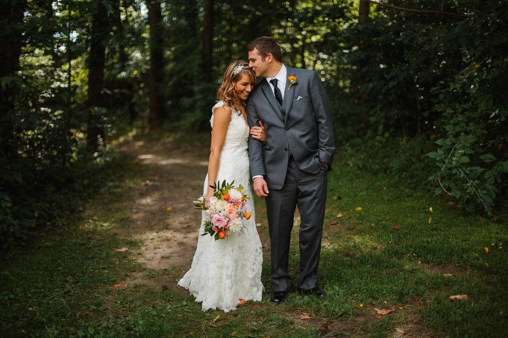 Elopement Package: $150 - 1 Bridal Bouquet1 Boutonniere