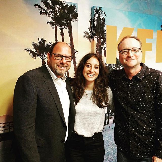 @jennalaurenzo Live on @conwayshow this evening talking exclusively about her new film @lezbombmovie in theaters November 9th! RSVP now to the sneak peak screening this weekend at Laemmle Ahrya Fine Arts in Beverly Hills! Email celine@untitled.tv to get in! @iheartradio @kfiam640