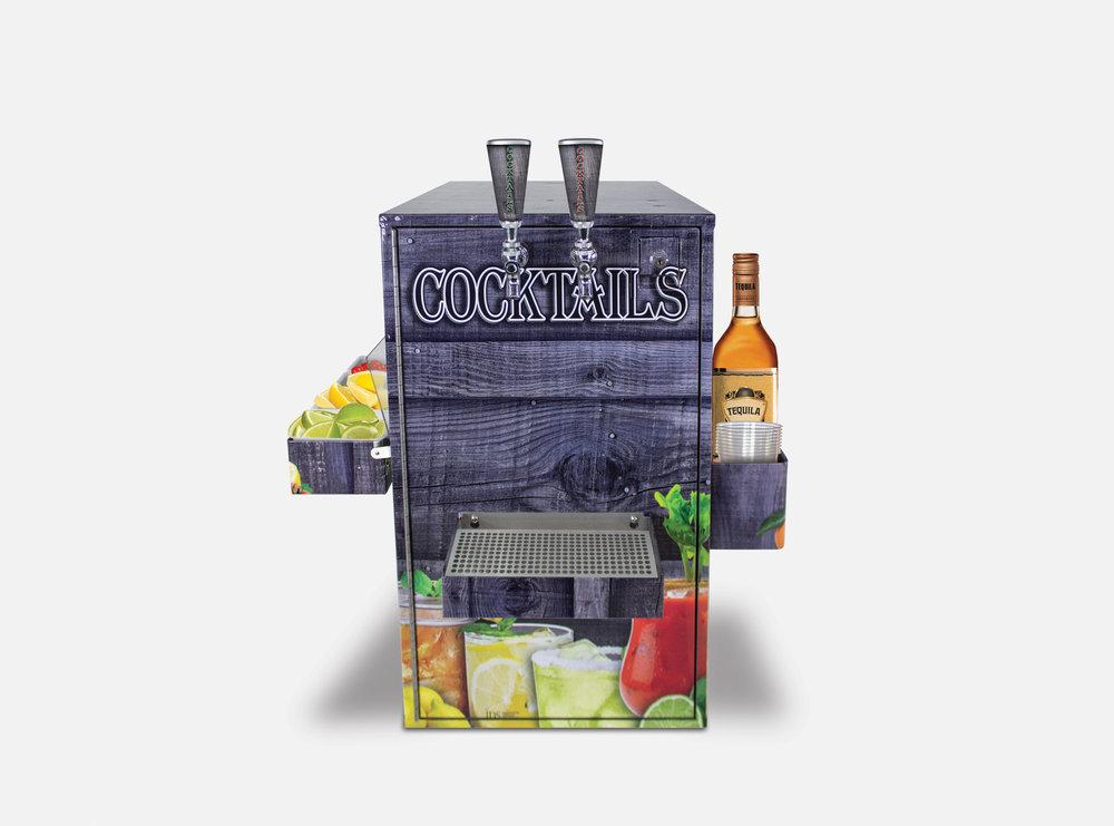 Party Cube Dispenser