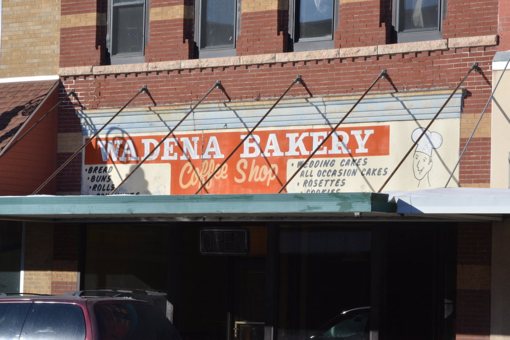 The Wadena Bakery is nearing completion of a remodel with a potential grand opening in February 2019. Michael Denny/Pioneer Journal