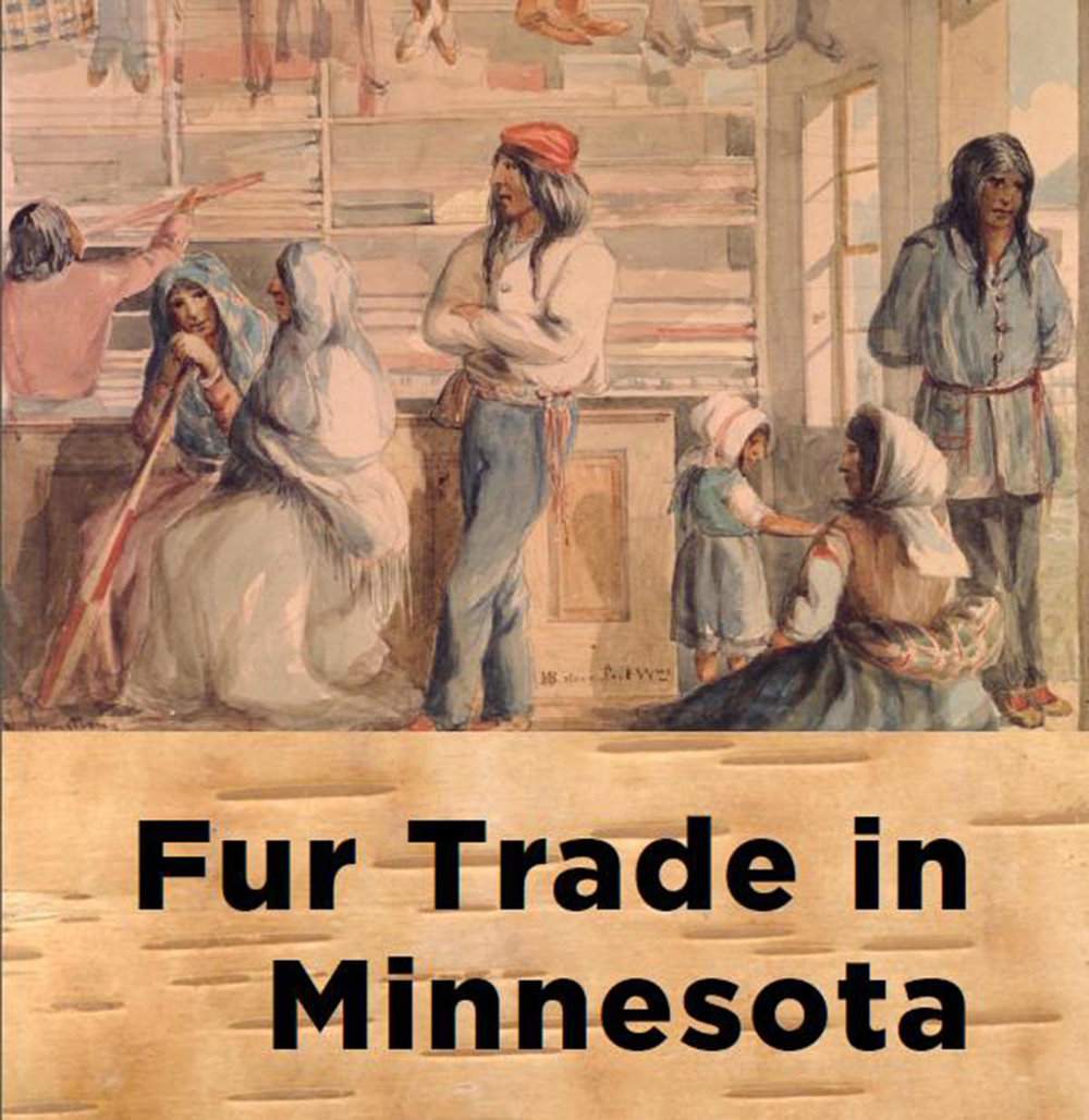 """The Minnesota Historical Society traveling exhibit, """"Fur Trade in Minnesota,"""" will be opening at the Becker County Museum on April 6 — and the museum is looking for historic photos and stories of local fur trappers and traders to display alongside the state exhibit. (Submitted photo)"""
