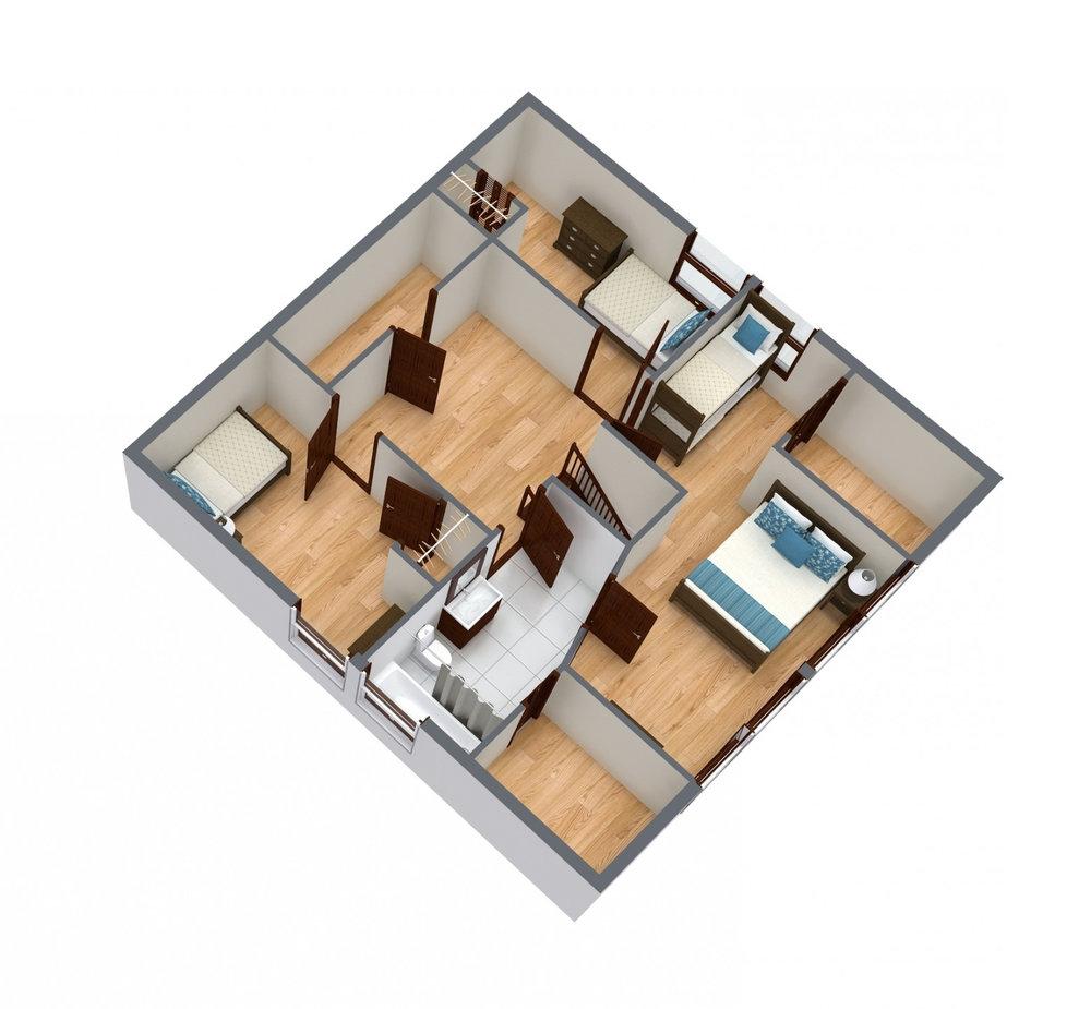 Upper Floor 1