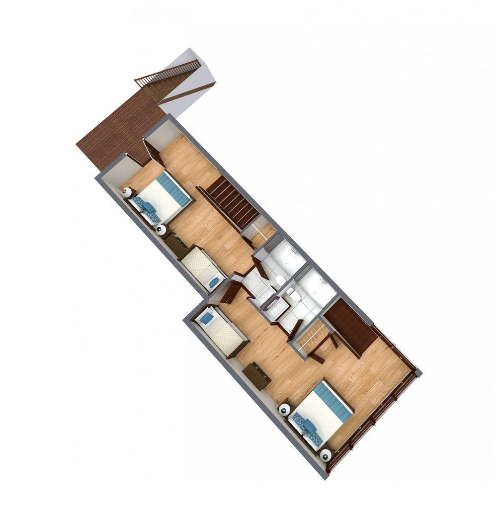 Upper floor 2