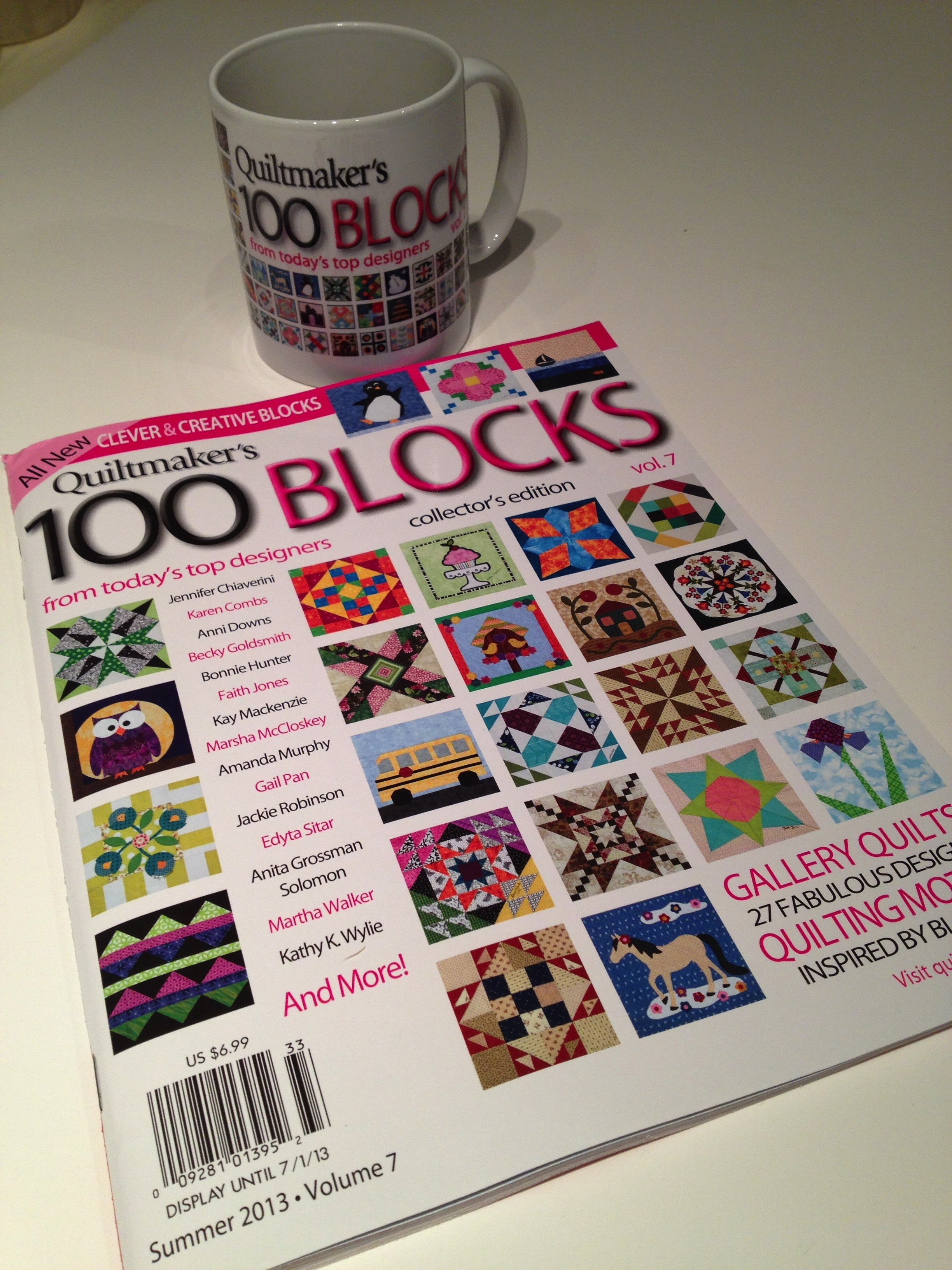 100 Blocks Magazine