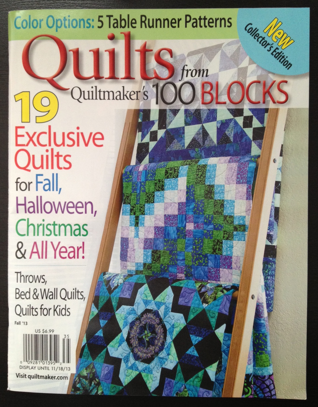 Quilts From 100 Blocks cover