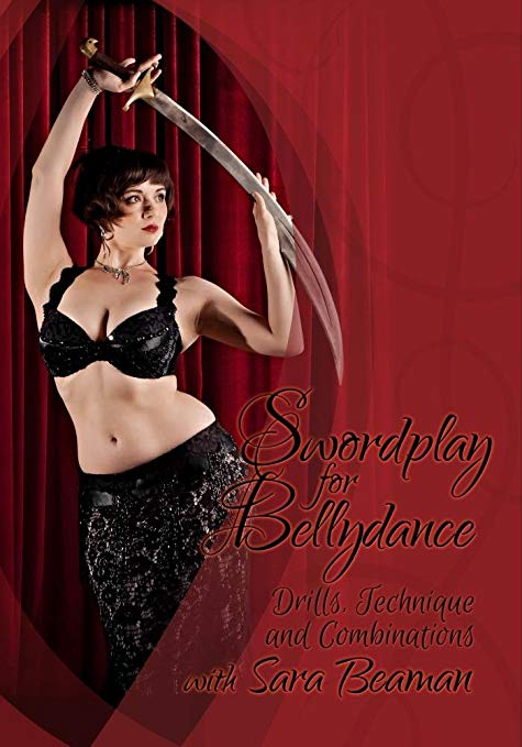 1. A SHARP IDEA - Swords are one of the most mesmerizing and iconic bellydance props. A scimitar crafted explicitly for balancing is a wonderful gift—we recommend the Balady scimitar from Kult of Athena. Chances are slim that a scimitar will ship quickly, but don't despair! Get creative and order Swordplay for Bellydance, the fabulous instructional DVD by WIM's own Sara Beaman. It should arrive quickly and you can gift it along with a note that lets your beloved belly dancer know that they might just be getting something to accompany it in the near future ;)