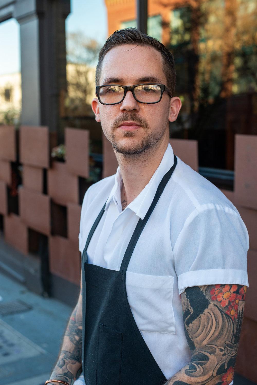 Nathan Tauer - Chef De Cuisine
