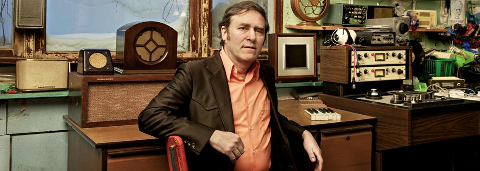 Gordon Monahan: Sound artist, composer and media artist