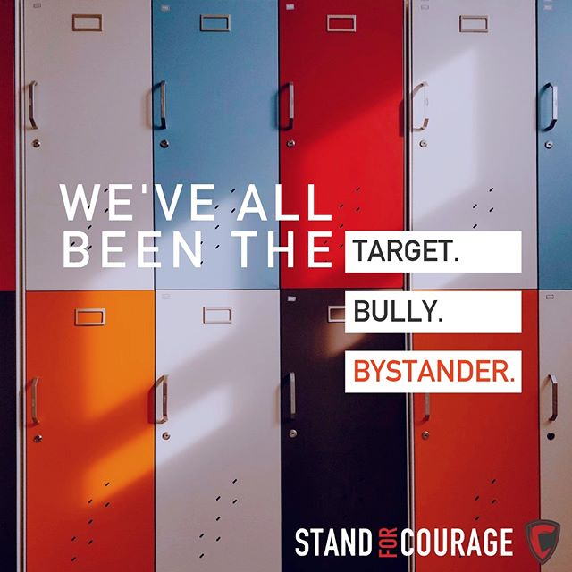 Together, we're creating a new social dynamic in high schools across the U.S.  Find out more: http://bit.ly/StandForCourage