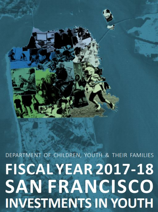 DCYF served 42,032 children and youth between ages 5-24 in FY 2017-2018. This report details our investments and impact in each of San Francisco's eleven Supervisorial Districts.