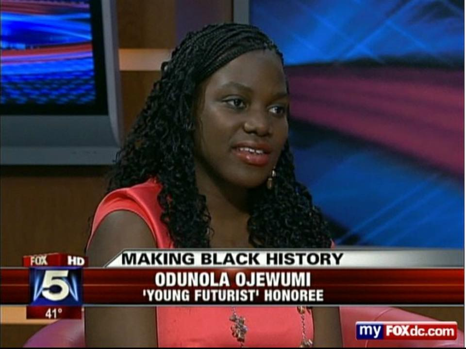 ola ojewumi on Channel fox