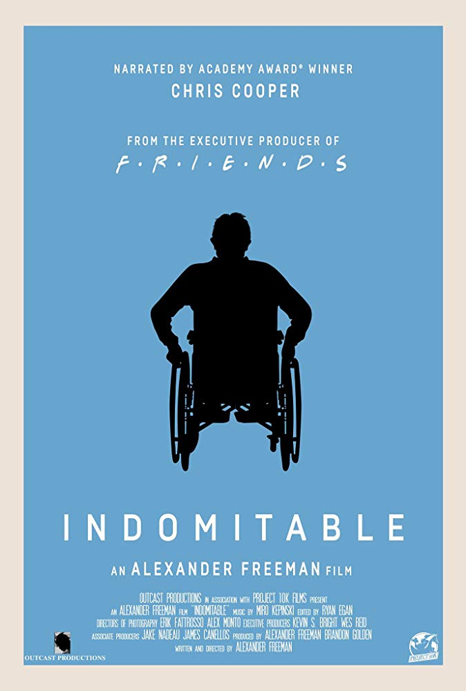 Indomitable Documentary - A window into the public and private lives of people with disabilities.Ola is set to appear as one of four disabled subjects in the Indomitable documentary set to be released in 2019. The film will examine the everyday struggles people with disabilities battle as a result of living in a society inaccessible to them.