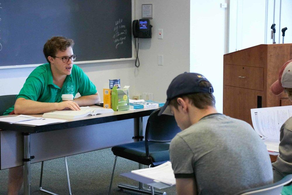 Socratic Summer Academy - Colgate University CampusJune 28, 2019 - July 20, 2019