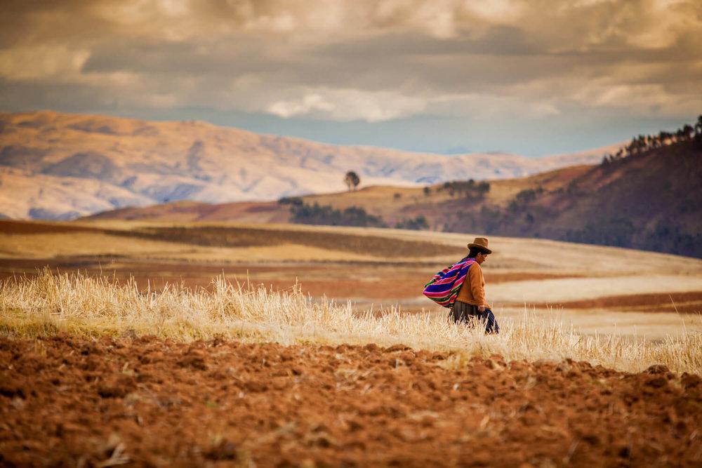 empowering women in Peru