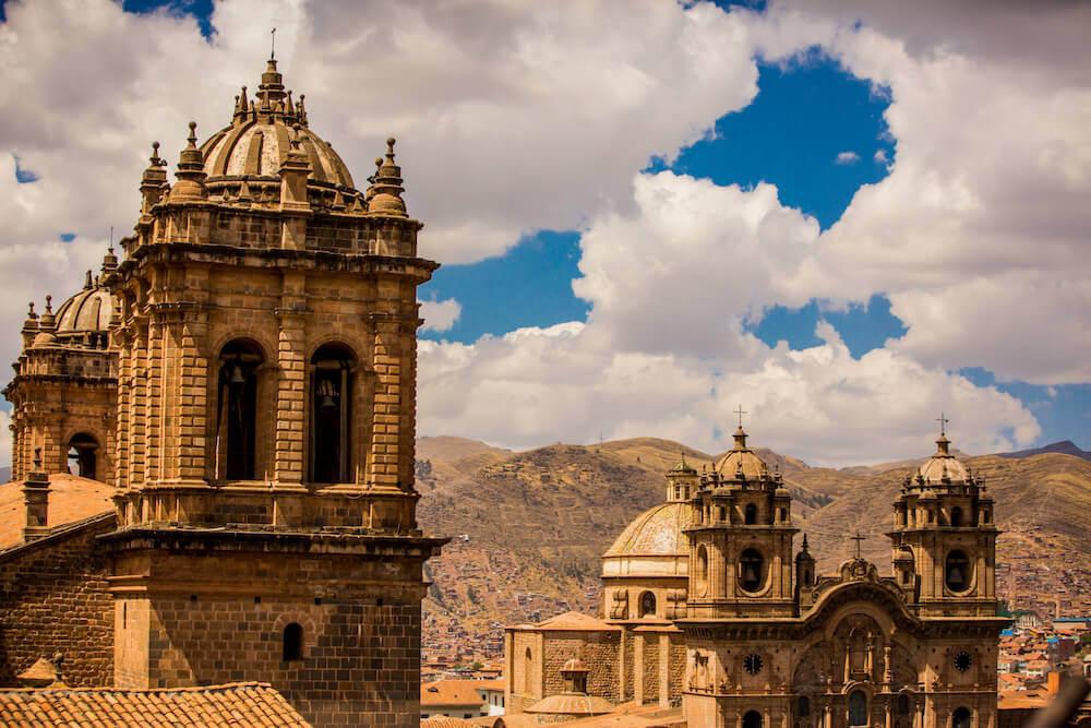 Cusco City Peru