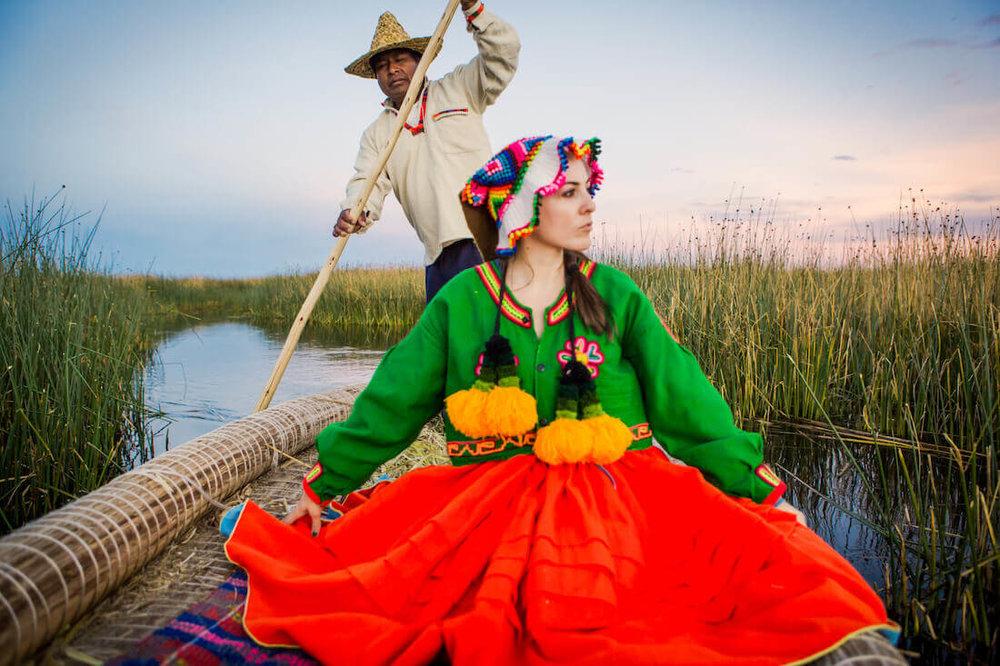 wanderlust in Peru