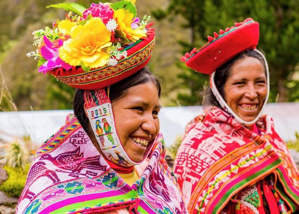 Huilloc Community Visit