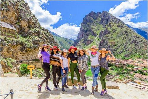 Andeana Sacred Valley Peru Women's Retreat 2020