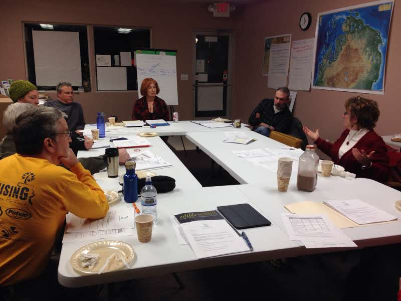 Board Strategic Planning Session, February 2018
