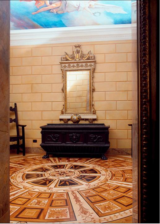 LUXURY CUSTOM FLOORS - (CLICK)