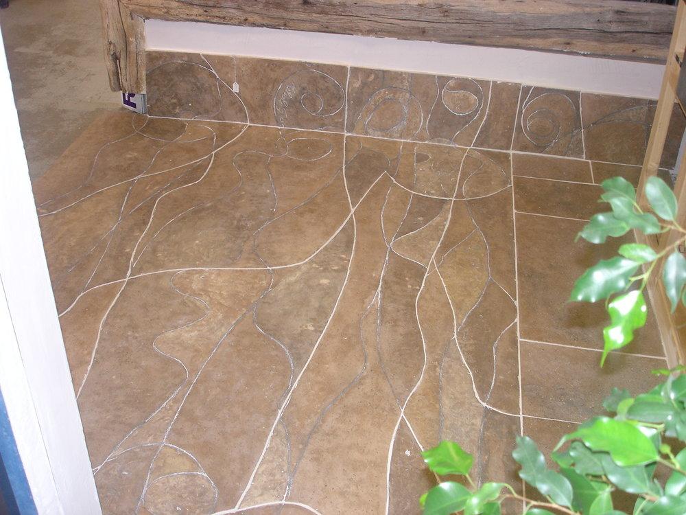 Floor Engraved Brown (4).JPG