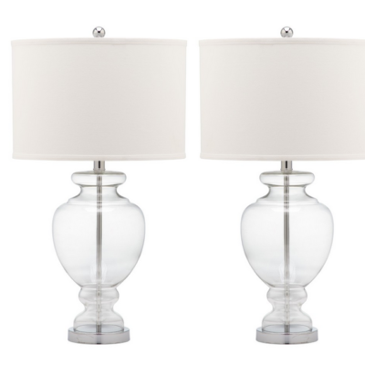 Glass Lamps