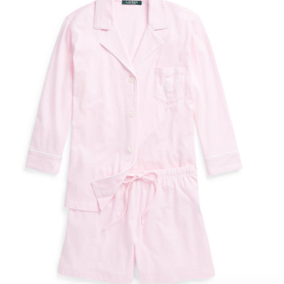 RL Cotton Pink Pajamas