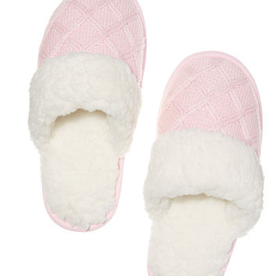 VS Furry Slippers