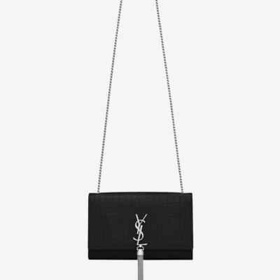 YSL Black Crossbody