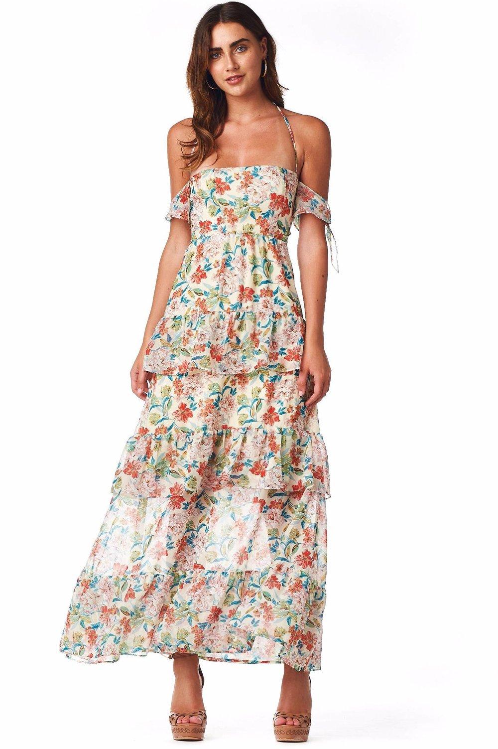 Isabella Layered Dress