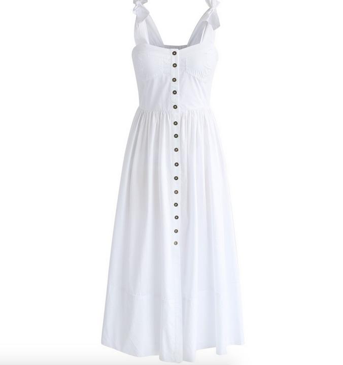 Copy of Summer Linen Dress