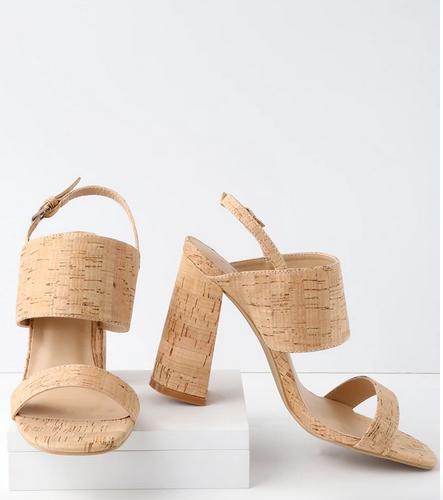 Natural Heels