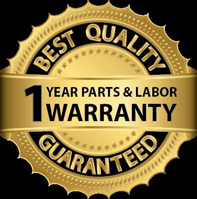 Landmark Electric - 1 year warranty