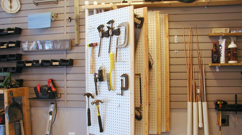 …Woodworking/Carpentry…