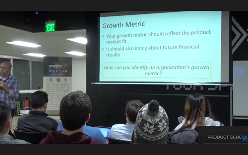 How to Grow Your Product by Facebook's Core Product Manager - Talk by Yaron Fidler