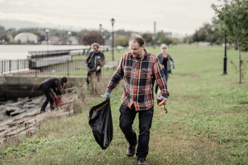 Cleanup Events - We try to have a cleanup event each month.Want to join us?