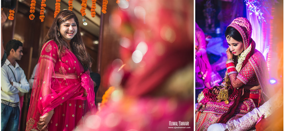 Photographer in Lucknow   Mannat & Rishabh Wedding   Wedding Photography
