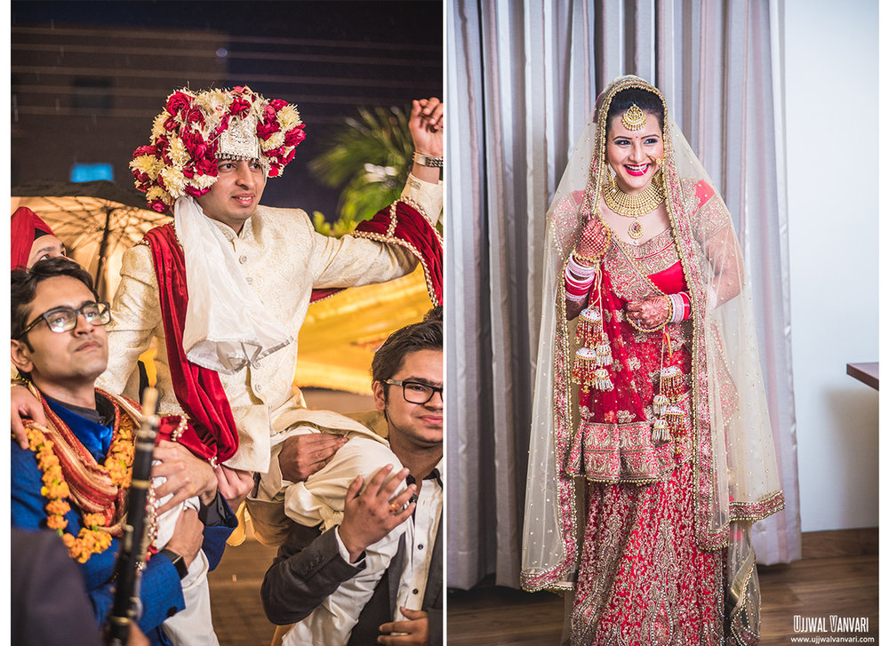 Wedding Photographer in Lucknow | Purva & Dhawal Lucknow Wedding | Candid Wedding Photography