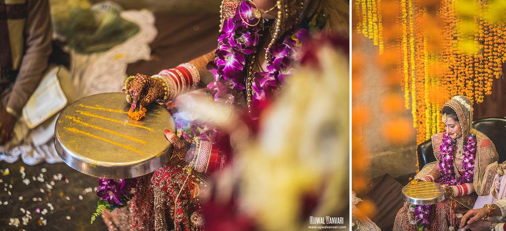 Lucknow Wedding Photography | Purva & Dhawal Lucknow Wedding | Candid Wedding Photography