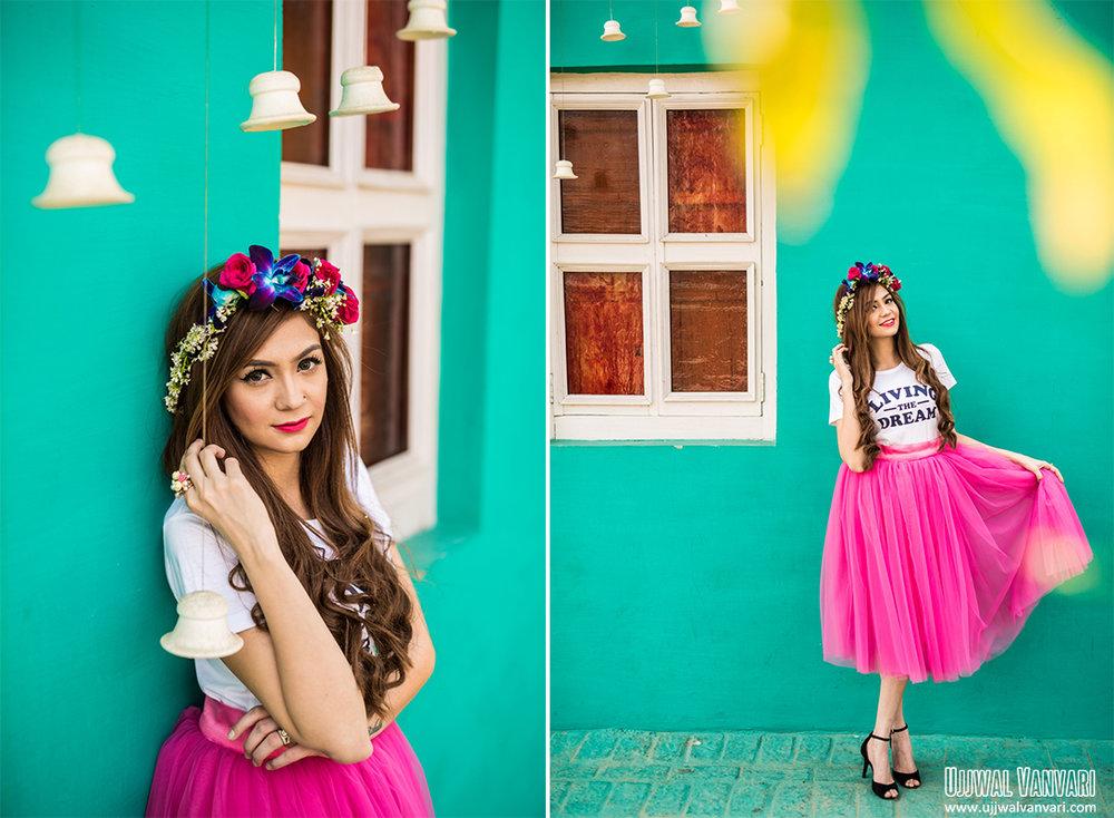 Fashion Photography   the Perfect Location   Delhi Fashion Blogger   Ashima Makhija Colorsnglitters
