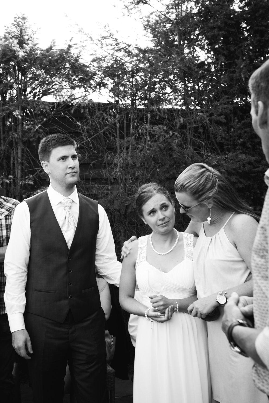 Huwelijksreceptie Gentbrugge foto