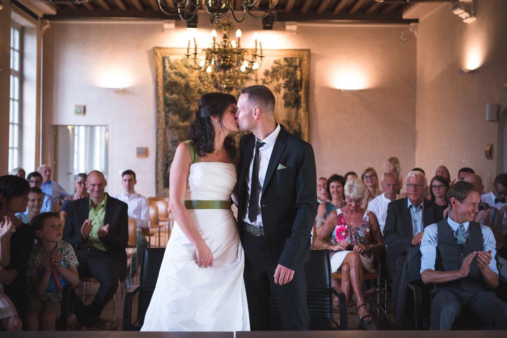 Kus huwelijksceremonie