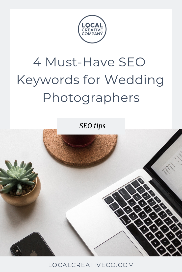 When you're optimizing your photography business website, it's important to understand keywords and how choosing the right keywords can lead potential clients directly to you.