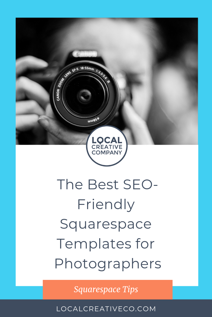 Squarespace has a ton of templates choose from and they are adding new templates all the time. Maybe you've already build your website on Squarespace and you're looking for a change or maybe you're totally new to Squarespace and want to make sure you start with a strong foundation.