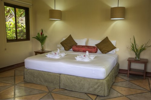 Nature Suites w/ AC & Private Bath   Single occupancy (queen):  $2,800pp   Double occupancy (twins or queen):  $2300pp